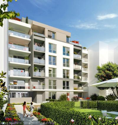 maisons eden part dieu lyon 3 me 69003 icade plan immobilier. Black Bedroom Furniture Sets. Home Design Ideas