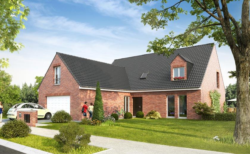 maisons le domaine du parc wattignies 59139 european